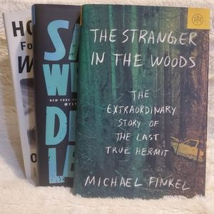Bundle of Three Book of the Month Books - New